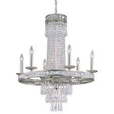 Mercer 10-Light Crystal Chandelier