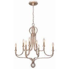 Garland 8-Light Candle-Style Chandelier