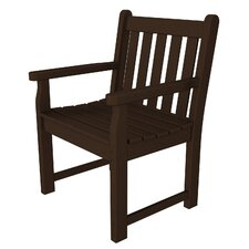 Traditional Garden Arm Chair