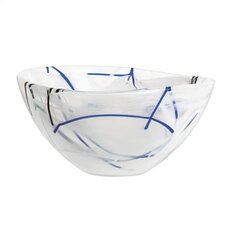 Contrast Small Serving Bowl