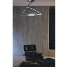 Wing Ceiling Semi Flush Mount