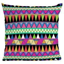 Bianca Zig Zag Outdoor Throw Pillow
