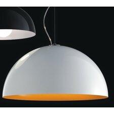 Anke 1-Light Bowl Pendant