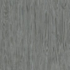 """Candice Olson II Weathered 27' x 27"""" Abstract 3D Embossed Wallpaper"""