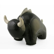 Buloo the Bull Bookend