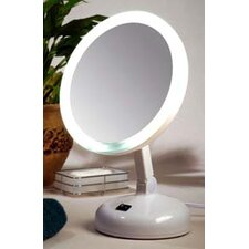 10x Daylight Round Cosmetic Mirror