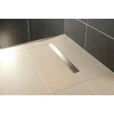 Aqua Dec Linear 95cm Waste Shower Drain