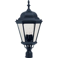 Westlake Cast Outdoor 3-Light Lantern Head