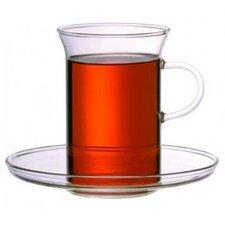 Imperial Tea Basics Series Teacup and Saucer (Set of 6)