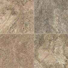 "Alterna Reserve 16"" x 16"" Engineered Stone Field Tile in Sandstone"