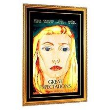 Artistic Framed Vintage Advertisement