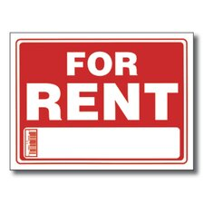 For Rent Sign (Set of 24)