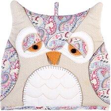 Owl Shaped Tea Cosy