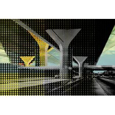 Architecture One Ten by Jordan Carlyle Graphic Art