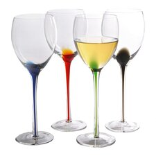 Munhall All Purpose Wine Glass (Set of 4)