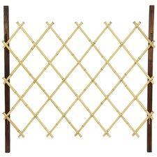 3.25' x 3.3' Diamond Fence