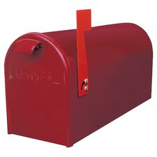 Newport Post Mounted Mailbox