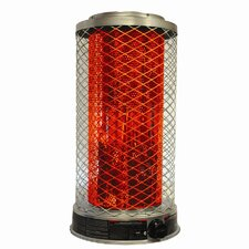 Natural Gas Radiant Tower Heater