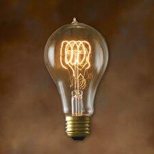 Nostalgic Edison 40W (27000K) Incandescent Light Bulb (Set of 3)