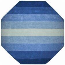 Aspect Blue Stripes Area Rug