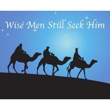 Wise Men Seek by Secretly Spoiled Graphic Art