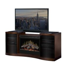 """Acton 73"""" TV Stand with Electric Fireplace"""