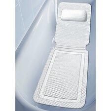 Badematte Comfort aus Kunststoff