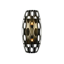 Masquerade 2-Light Tall Wall Sconce
