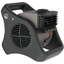 """Misto 16"""" Outdoor Misting Oscillating Floor Fan"""