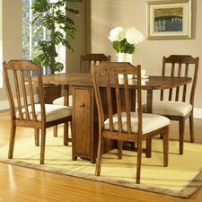 Craftsman 5 Piece Dining Set