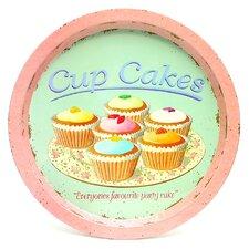 Coffee Break Cupcake Tin Tray