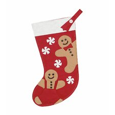 North Pole Sweet Friends Stocking