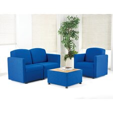 Modular Reception Glacier Unit Chair