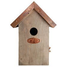 Best of Birds Roof Wren Bird House