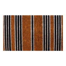 Woven Stripes Doormat