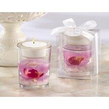 """""""Elegant Orchid"""" Tealight Holder (Set of 10)"""