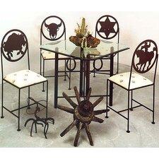 Horseshoe Cross Dining Table