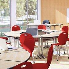 Intuitive Adjustable Height Collaborative Desk