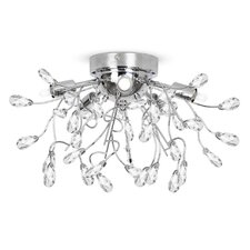 Shani 5 Light Semi Flush Mount