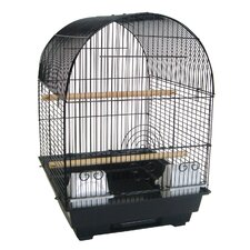 Round Dome Top Bird Cage