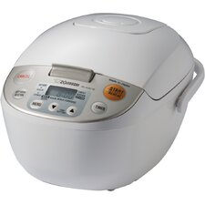 Neuro Fuzzy Steamer and Rice Cooker