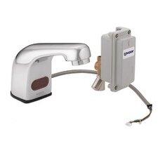 M-Power Sensor-Operated Electronic Centerset Lead Compliant Bathroom Faucet
