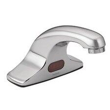 M-Power Sensor-Operated Electronic Centerset Lead Compliant Low Arc Bathroom Faucet
