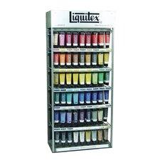 Basics Acrylic Paint Display Assortment