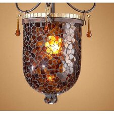 Brown Glass Shade