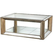 Mirrored Coffee Table