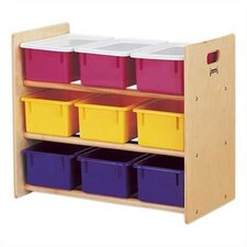 Tote Double Sided Cubby