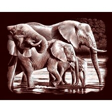 Oasis Elephant Scraperfoil