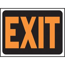 Exit Sign (Set of 10)