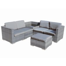 Sandringham Sectional Piece with Cushions